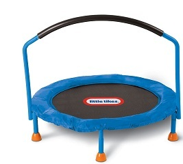Little Tikes 3'Trampoline Review