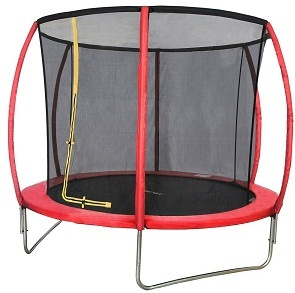 Merax Round Large Trampoline Review