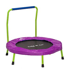Mini Trampoline for Kids and Toddlers