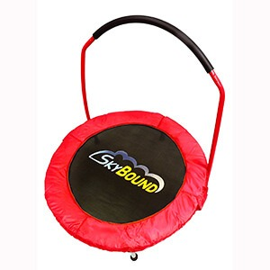 SkyBound 3ft Spring-Free Mini-Trampoline