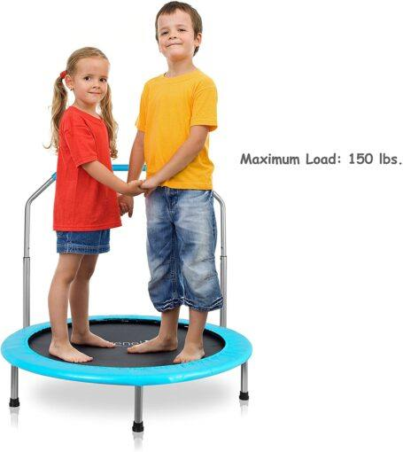 Safety tips for trampoline